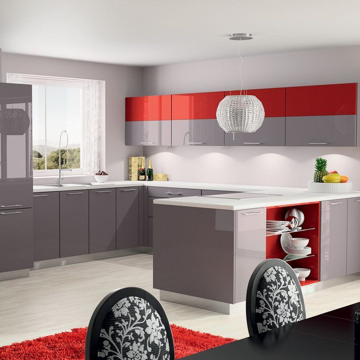 Best Different Color Combination Modern Kitchen Cabinets In 400 x 300