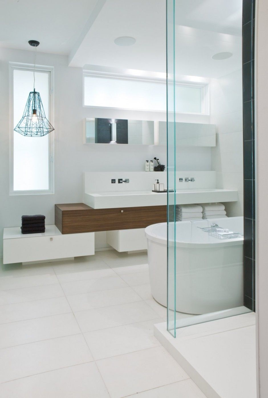 bathroom placement of the windows cabinets one big sink lighting rh pinterest co uk