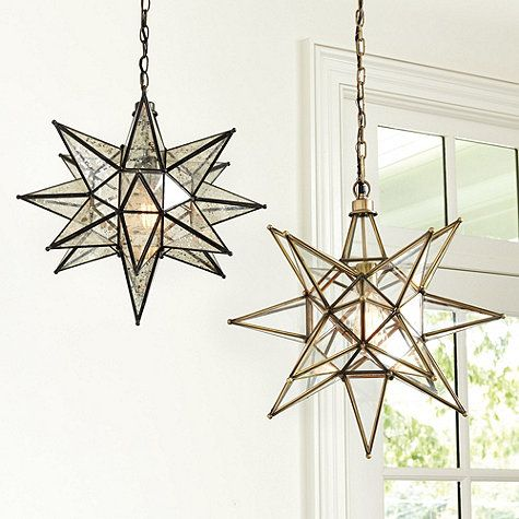 Moravian Star Pendant My New Home Projects
