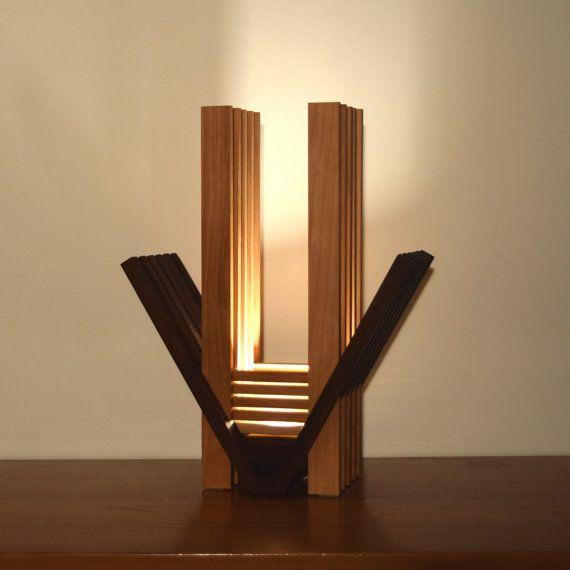 PutHigh EndWooden LedXimenia To En MassiveLighting Lamp W2I9DHE