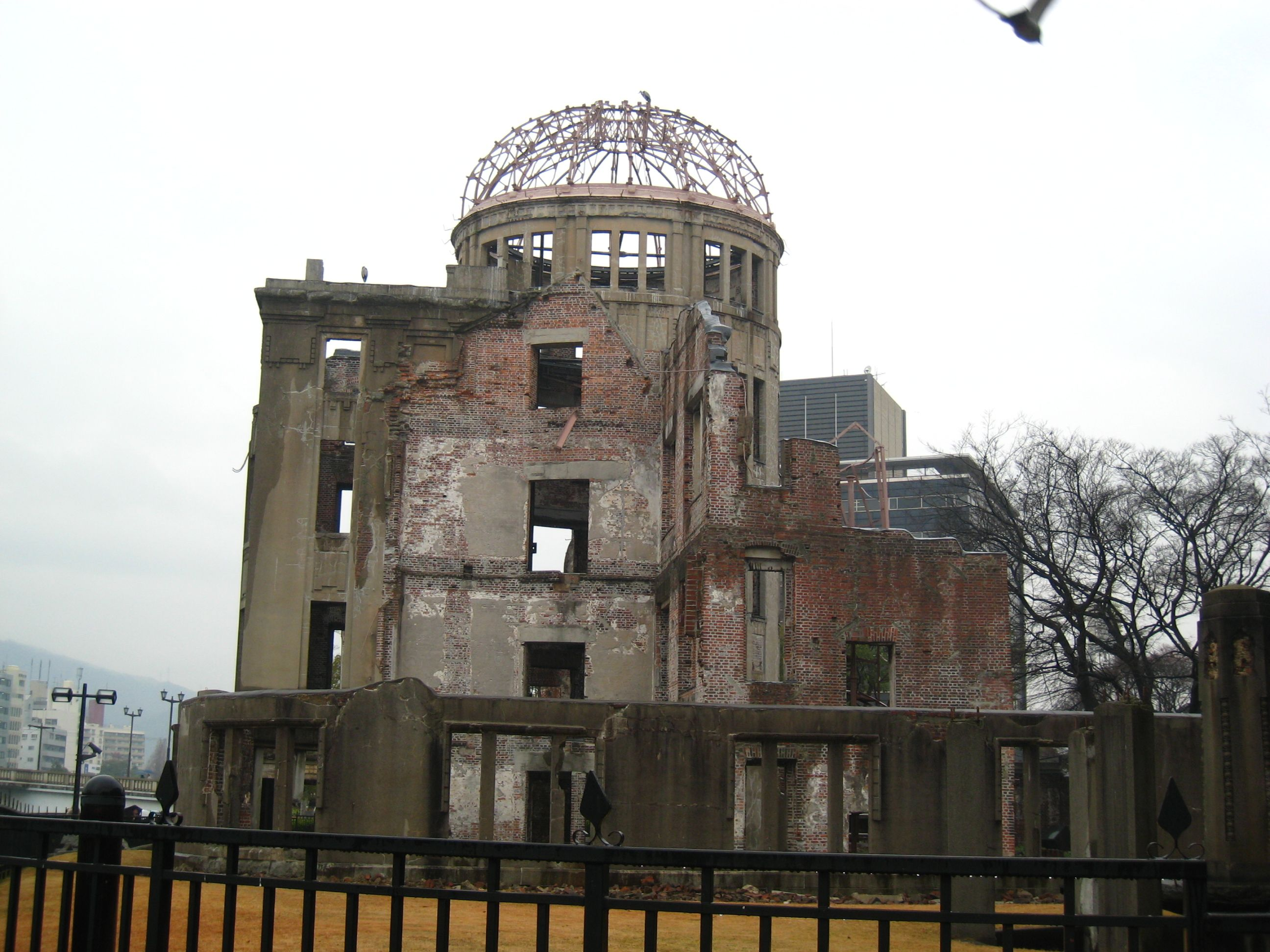 Hiroshima - this building evokes so many emotions. Strange choice, but this was one of my favorite places I've ever been.