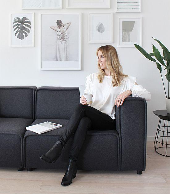 boconcept carmo michelle halford boconcept pinterest. Black Bedroom Furniture Sets. Home Design Ideas