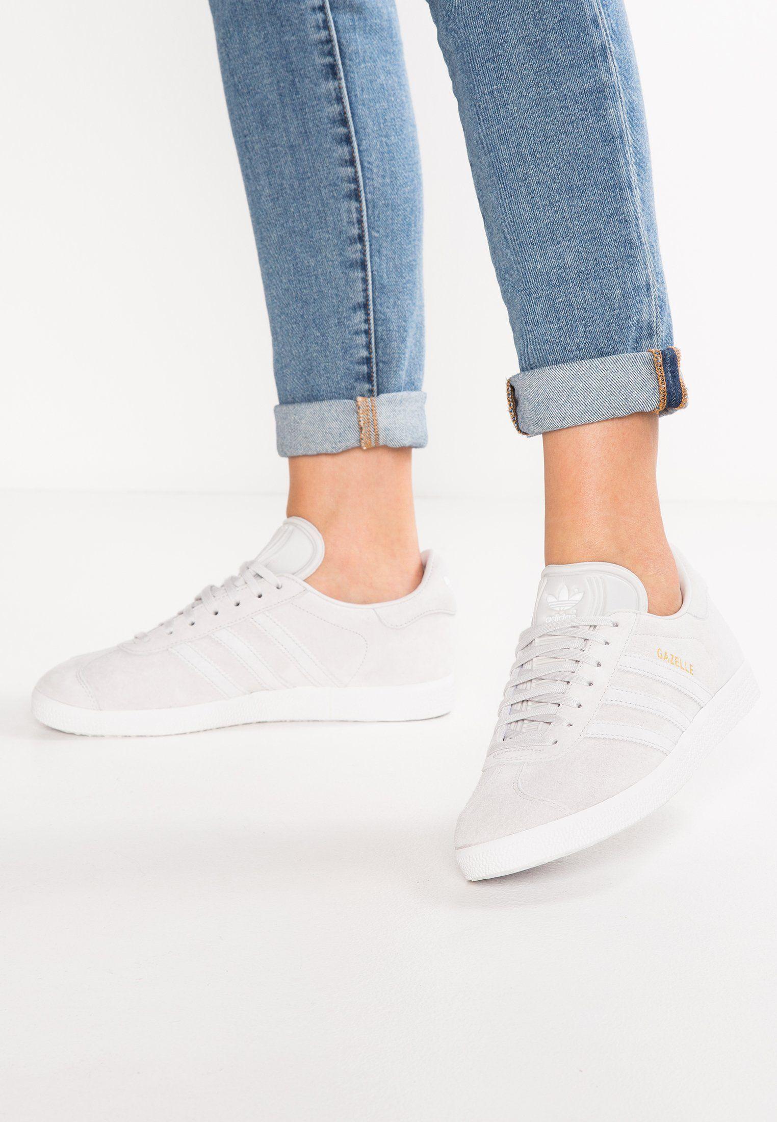 GAZELLE Baskets basses grey onefootwear whitegrey two