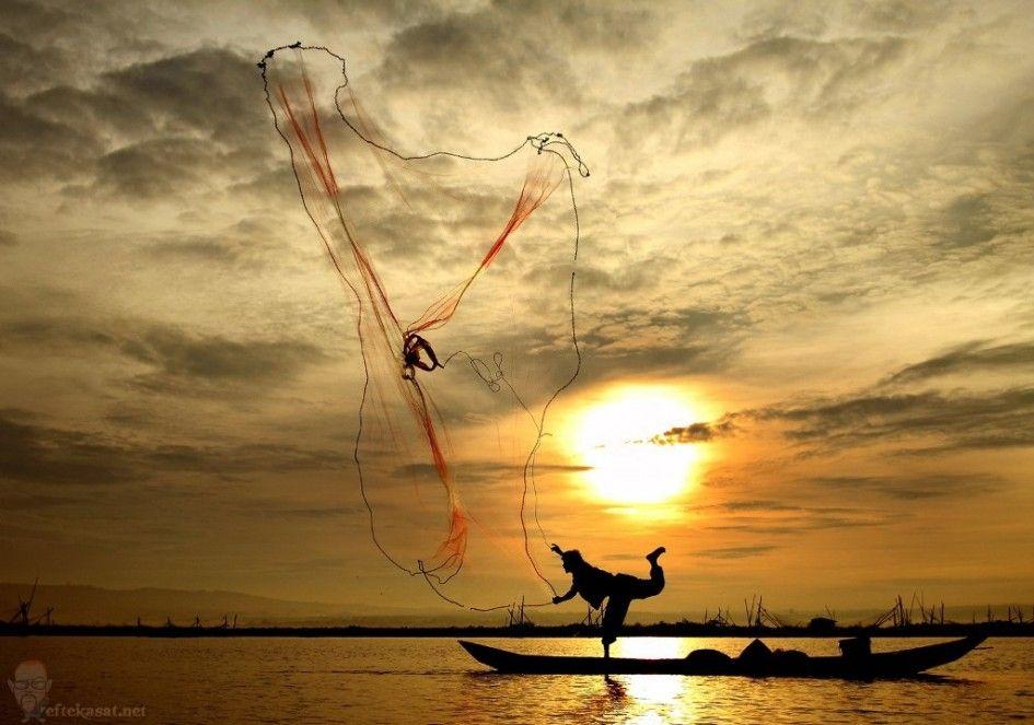 Image result for sunset rawa pening