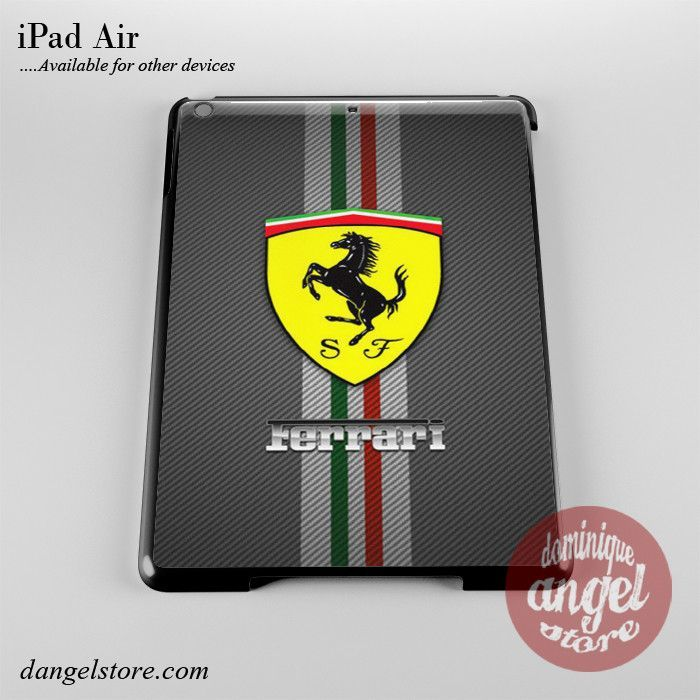 Ferrari Great Phone Case for iPad Devices