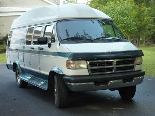 B-Class-1997-Dodge-Ram-3500-Coachman Clinton, ms | class b