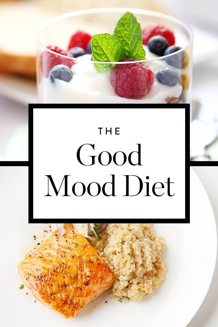 This Diet Is Scientifically Proven to Boost Your Mood  via @PureWow