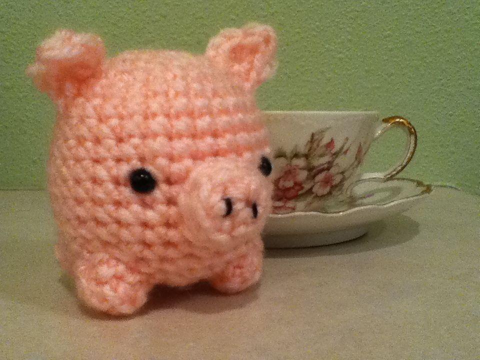 Ravelry: Teacup Piglet by Elinor Ferrars