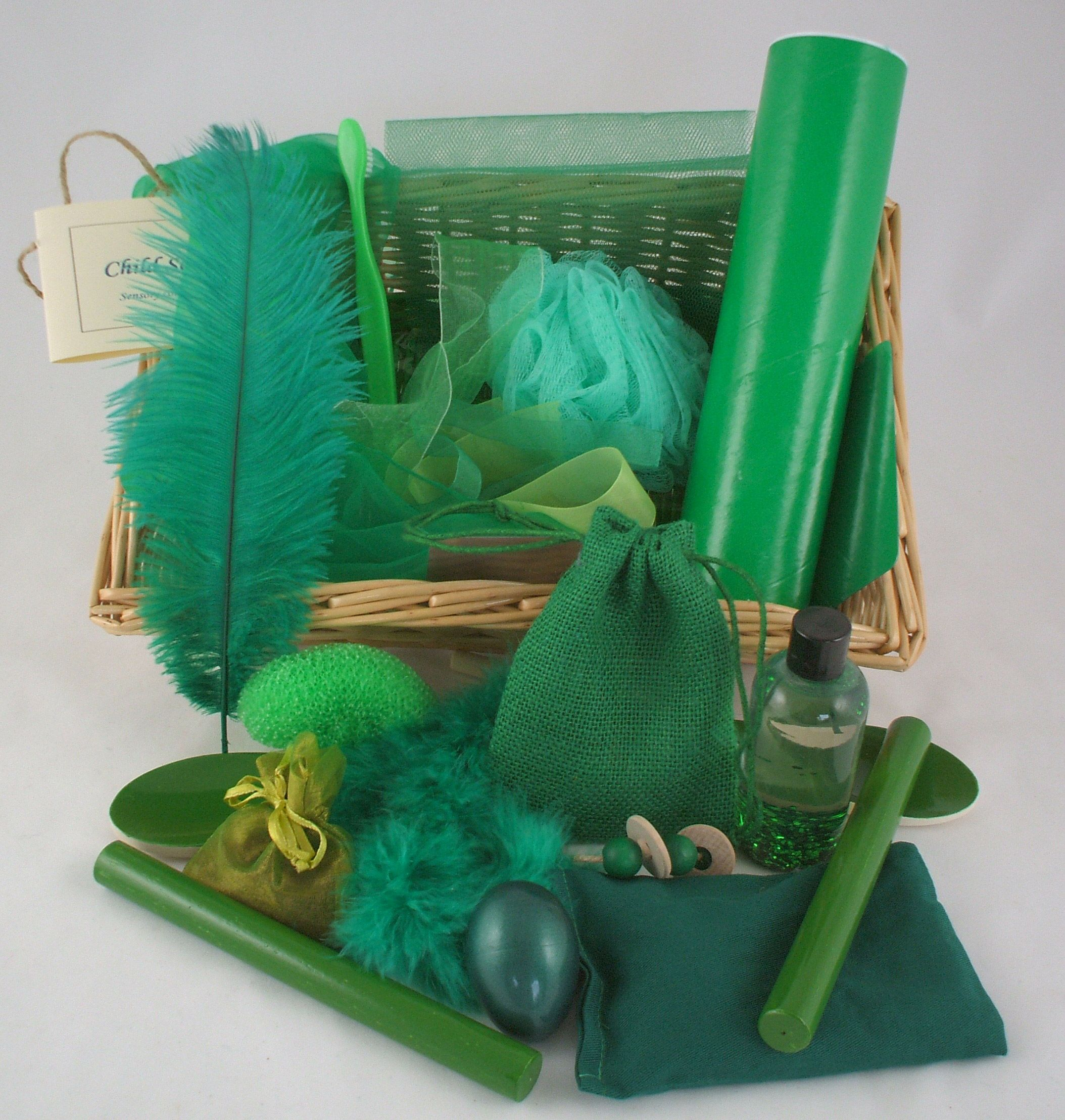 Colour Recognition Baskets | Green | Color Play | Pinterest ...