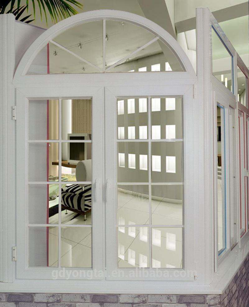Arch Pvc Window And Door Modern Interior Window Design Pvc Arch Window White Color Pvc With Gr House Window Design Aluminium Windows And Doors Interior Windows