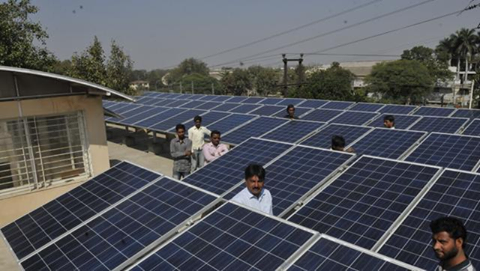 JERC gets proposal : Residents may sell solar power to UT As many as 136 residents have applied for setting up solar power plants at the rooftops of their houses. The UT electricity department has filed a petition with the Joint Electricity Regulatory Commission (JERC) seeking approval of a draft on solar net and gross metering power purchase agreement. #Chandigarh #Punjab #News