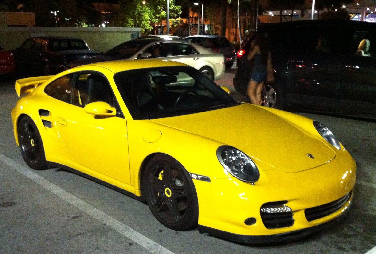 Yellow 9/11 Turbo