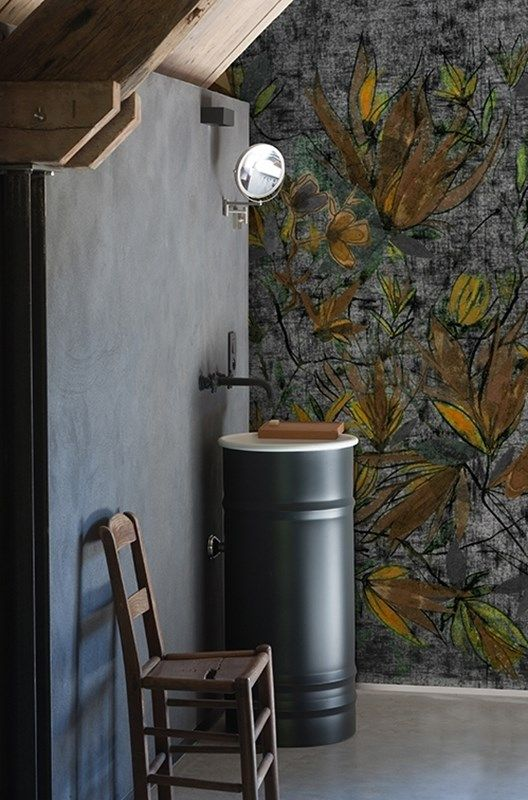Christian Benini Unfolds The Secrets Of Wall Decò: Contemporary Wallpaper - Wall & Decò