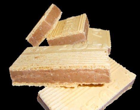 Himmlische Süßigkeiten: Erdmandelnougat-Schnitten