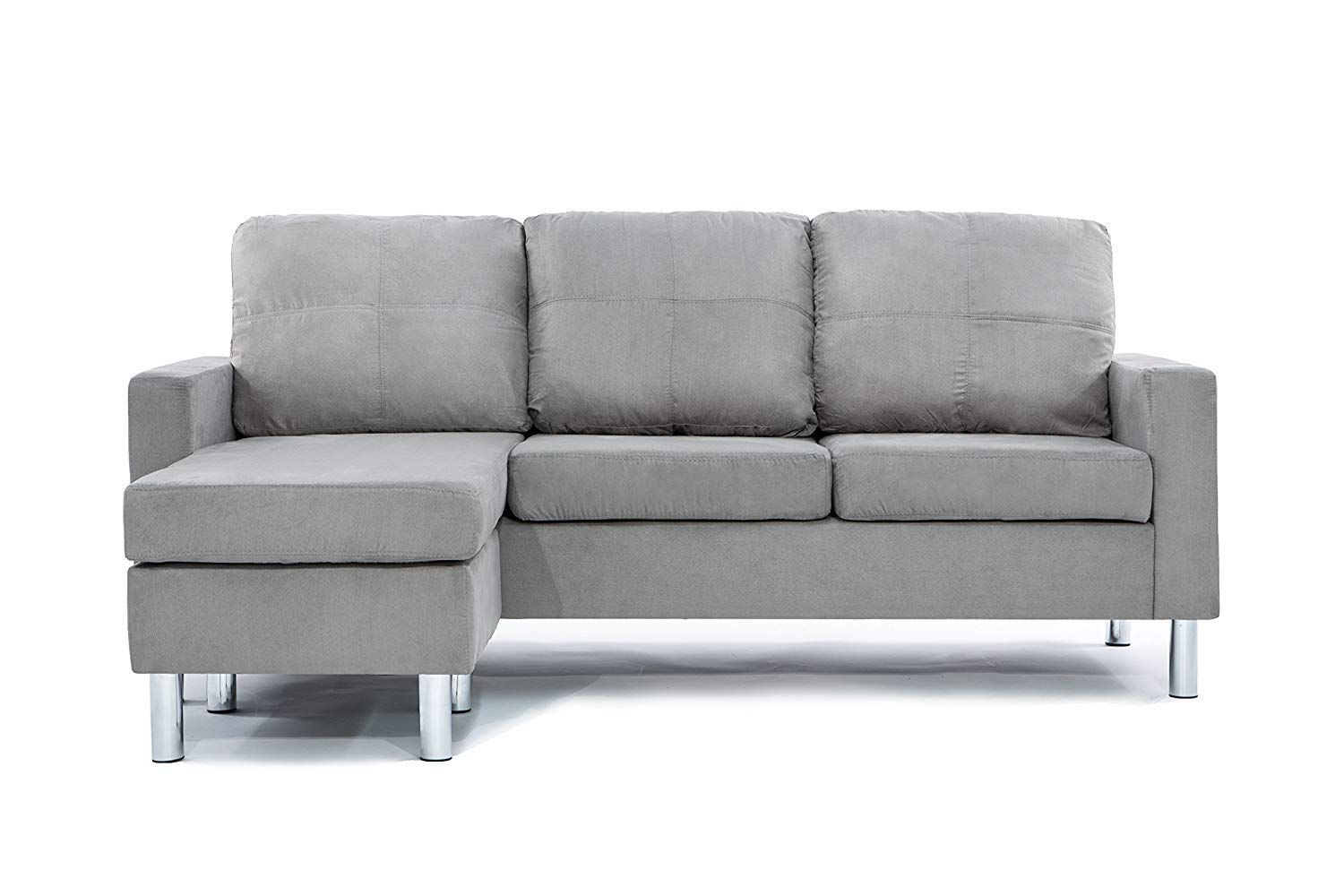 5 Best Sectional Sofa For Family Of 2020 In Depth Review Sofas For Small Spaces Small Sectional Sofa Sectional Sofa