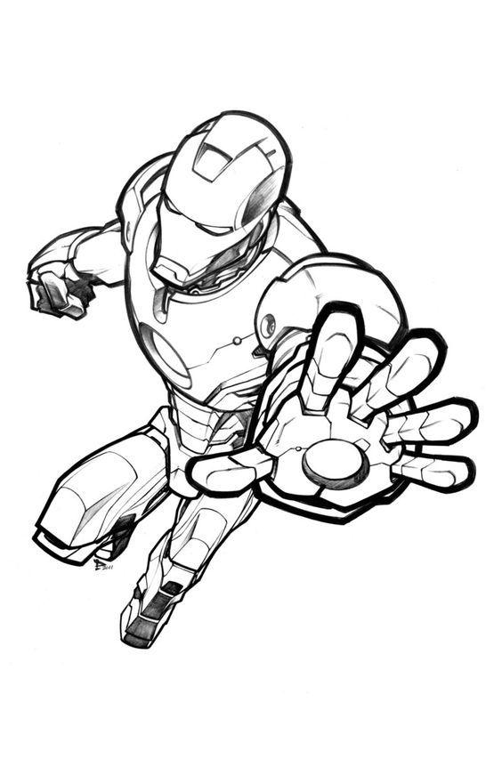 Pin By Ali On Cizim In 2020 Iron Man Drawing Marvel Drawings Iron Man Art