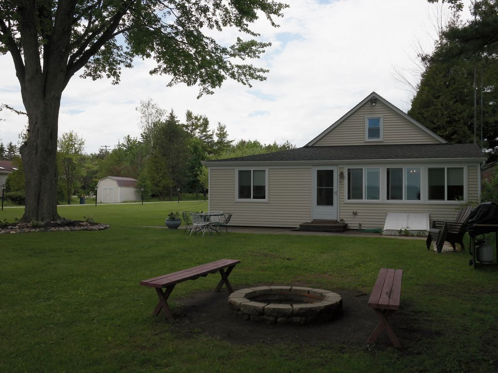Cottage vacation rental in carsonville mi usa from vrbo