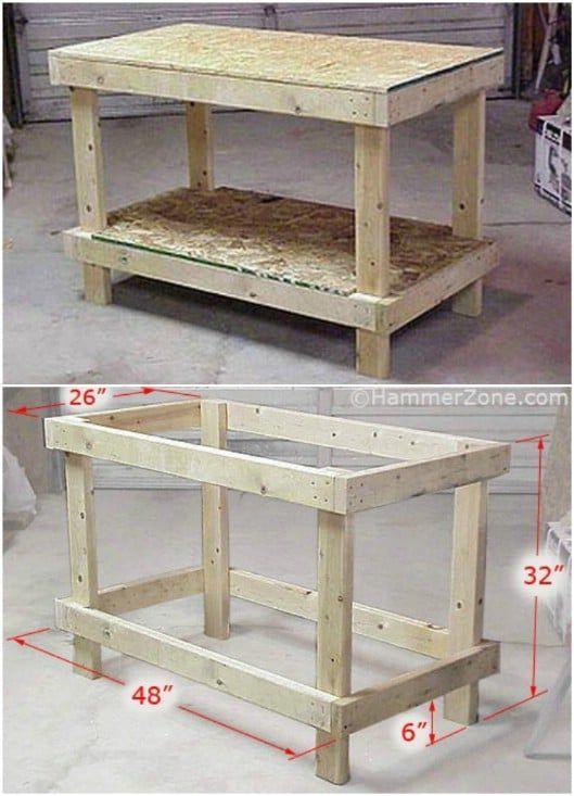 Photo of 50 DIY Home-Dekor-Und Möbel-Projekte, die Sie mit 2X4s  50 DIY Home-Dekor-Und M…