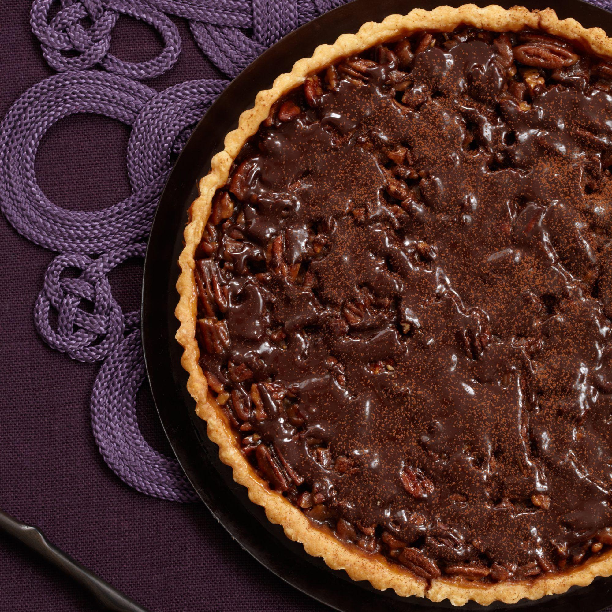 Photo of Chocolate Pecan Tart