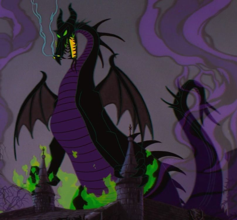 Dragon Maleficent Fiesta Karly 2 Disney Dragones Y