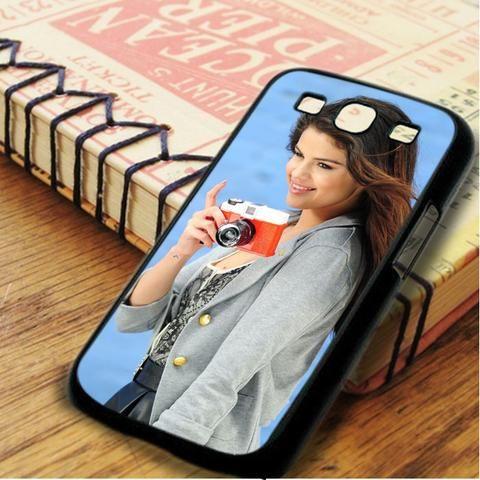 Selena Gomez Nice Smile Samsung Galaxy S3 Case