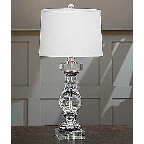 Baluster Crystal Table Lamp Crystal Table Lamps Modern Lamp Crystal Lamp