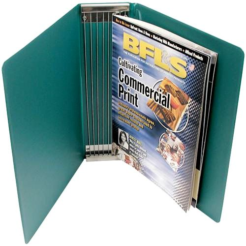 Looking For A Way To Hide Those Magazines And Organize Them Check Adorable Magazine Binder Holders