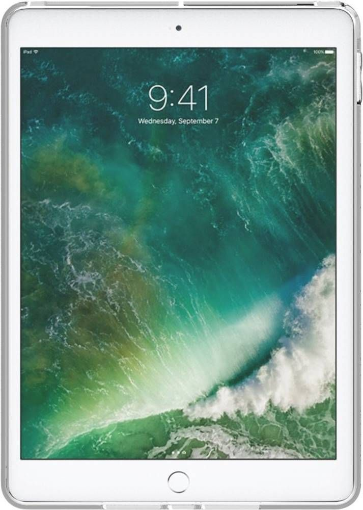 Best Buy Saharacase Crystal Series Case For Apple Ipad 9 7 5th And 6th Gen Clear Sb C A Ip 9 7 18 Cl Ipad Pro Ipad Pro 12 Ipad