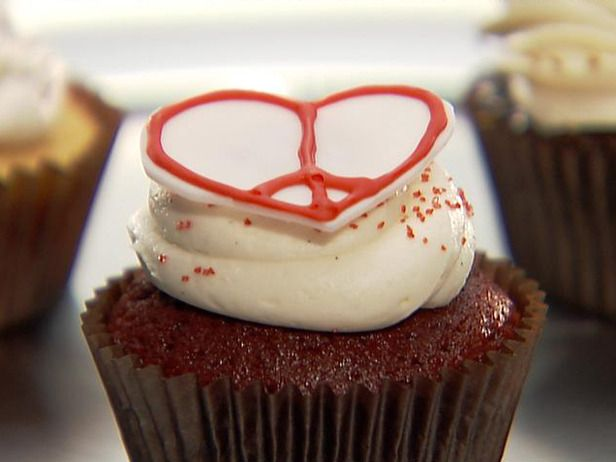 Cupcakes Southern Red Velvet (Receita do Cupcake Wars) • Cupcakes, bolinhos e outras delícias