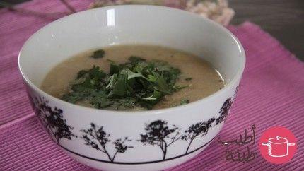 شوربة الدجاج بالشوفان Recipe Yum Yum Chicken Soup Food