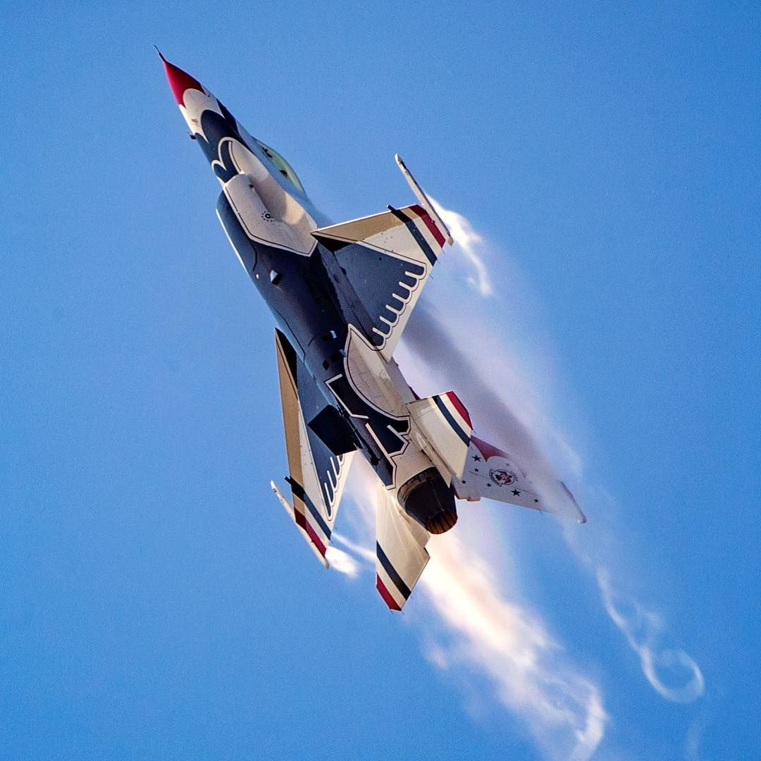 """U.S. Air Force Thunderbirds on Instagram """"The weather"""