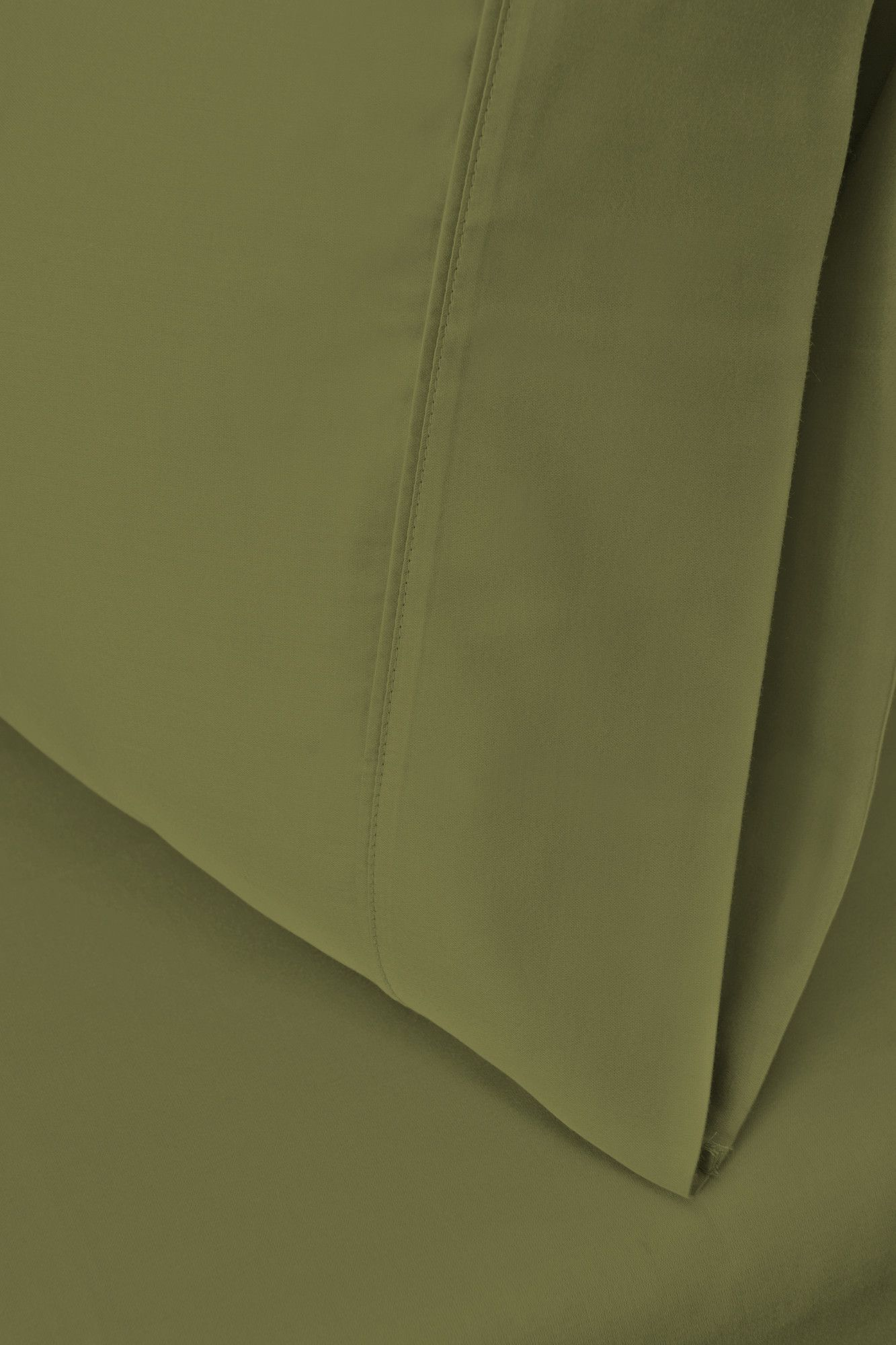 400 Thread Count Solid Pillowcase