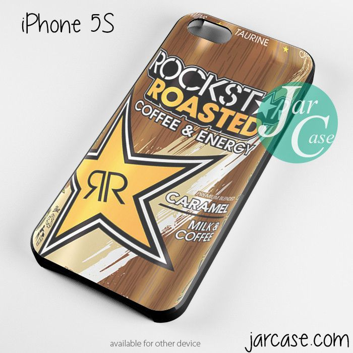rockstar roasted caramel Phone case for iPhone 4/4s/5/5c/5s/6/6 plus