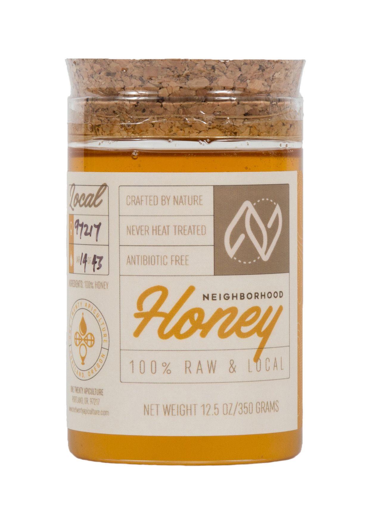 One Twenty Apiculture Raw Honey