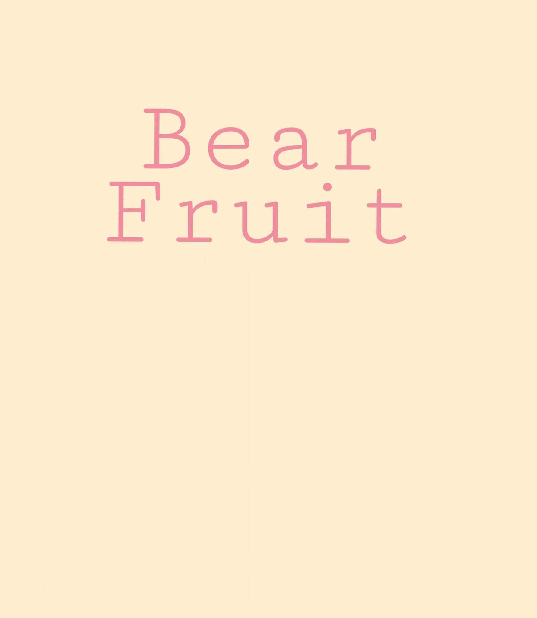 noreshen.com   Care Made Easy Bear Fruit