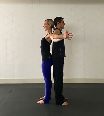 top 10 yoga poses for couples  partner yoga poses