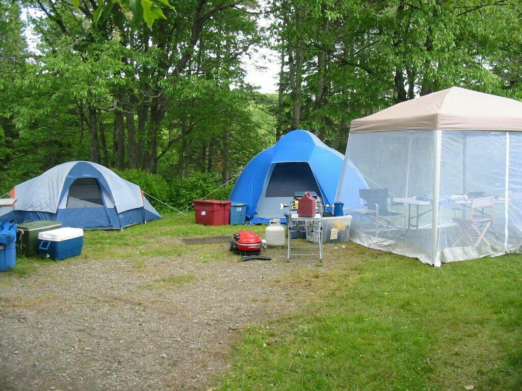 Camping @Lake Francis State Park, Pittsburg, NH   Camp ...