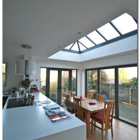Roof lantern extension ideas the urban interior also awesome kitchen rh pinterest