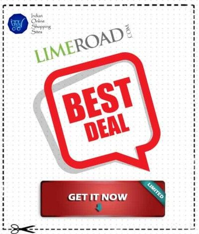 15419f432 Limeroad festival deals and coupon code. Limeroad festival deals and coupon  code Shopping Coupons
