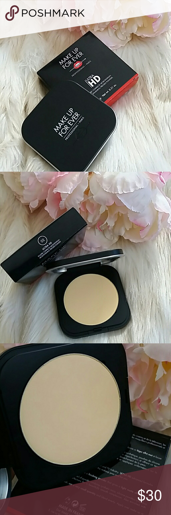 Makeup Forever Ultra HD Microfinishing Powder02 Brand New