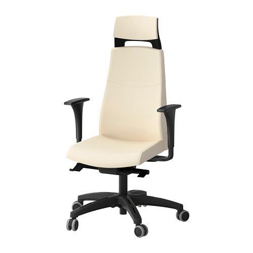 VOLMAR Työtuoli+niskatuki/käsinojat IKEA 10 vuoden takuu. Lisätietoja ja takuuehdot takuuvihkosessa. 329.-