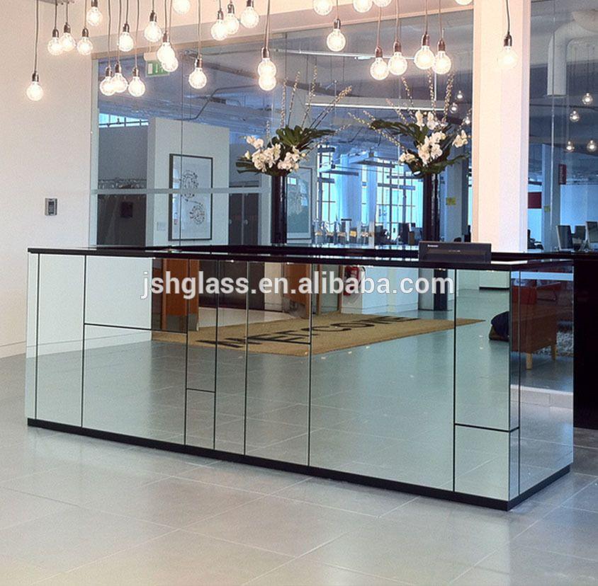 Jsr002 miroir mobilier de entr e table console miroir d for Miroir comptoir de famille