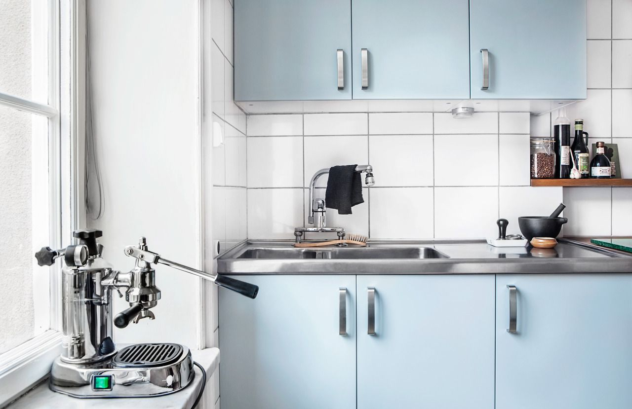Color of the Week: Behr Absolute Zero From our... | Design Meet ...
