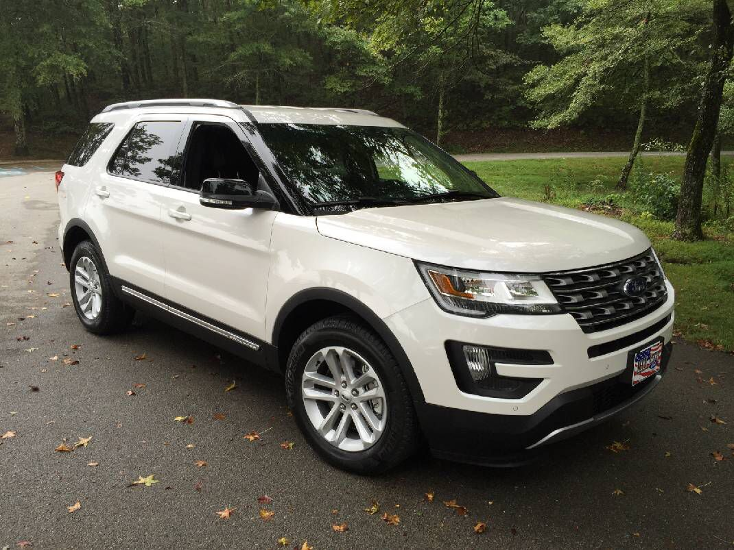 2016 Ford Explorer Review Adrenaline Capsules Ford