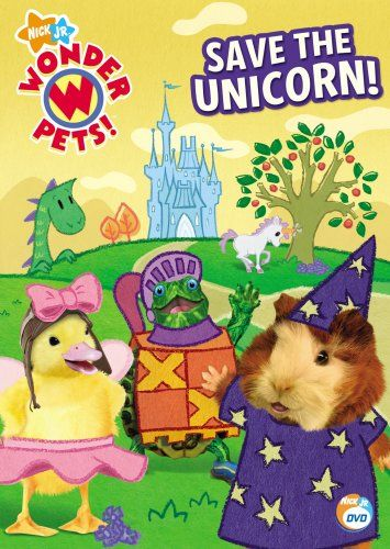 Wonder Pets Save the Unicorn Wonder pets, Save the
