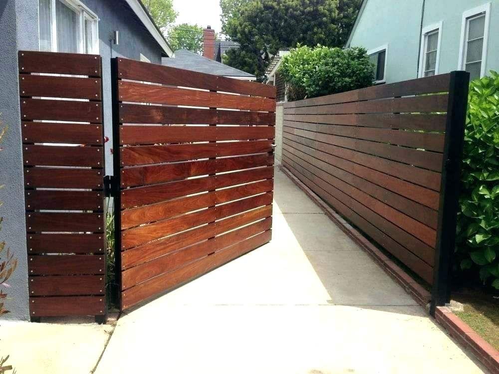 Modern Wood Gate Fence Backyard Ideas Best Side Gates Only On Wooden Diy