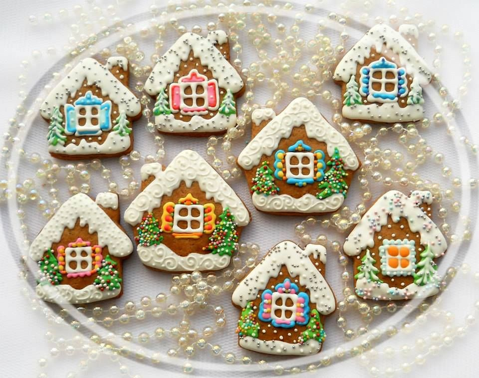 Gingerbread House Cookie House Christmas House Gingerbread House