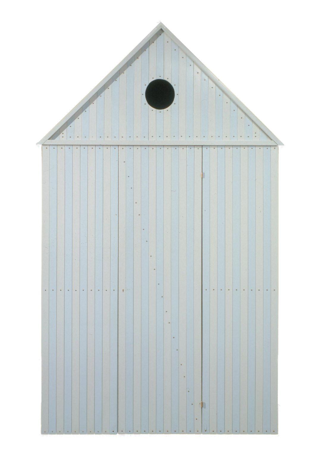 Cabina dell'Elba, Aldo Rossi, Molteni & C., 1980, courtesy Collezione Permanente - Triennale Design Museum _ 4 /12 Il ruolo degli oggetti nella società dei consumi_4 Il Valore poetico