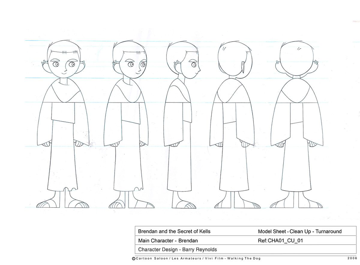 An Example of Character Developement and Turn-Arounds