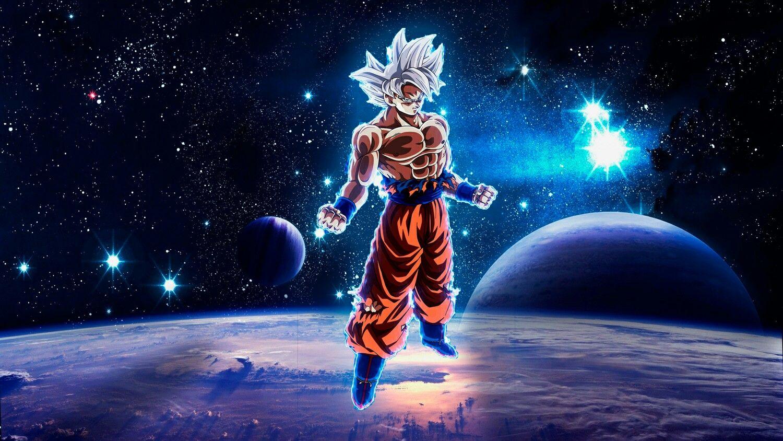 Mui Goku Hd Hintergrunde Hintergrund Goku